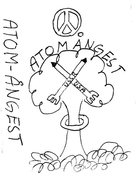 Atomångest Front